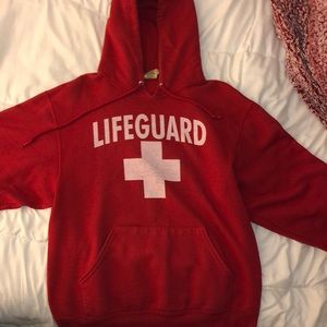 Lifeguard Pullover Hoodie